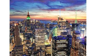 Papermoon Fototapete »New York at Dusk« kaufen