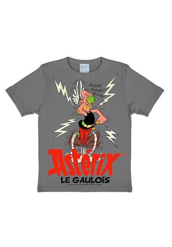 LOGOSHIRT T-Shirt »Asterix Der Gallier«, mit Frontdruck kaufen