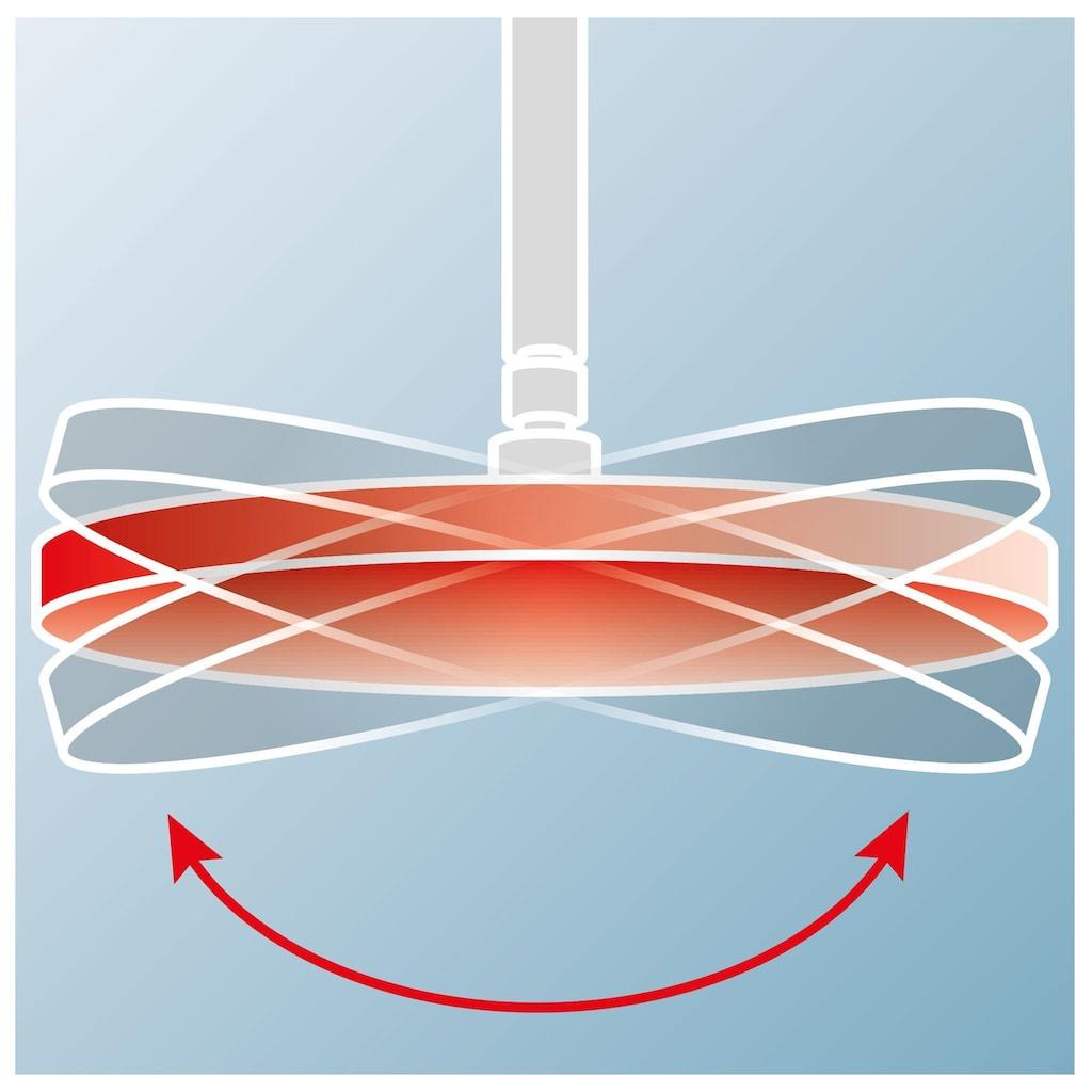 Schulte Duschsystem »EP DuschMa Squar Einhe Kopfb eck«, mit Einhebelmischer und Antikalk-Noppen