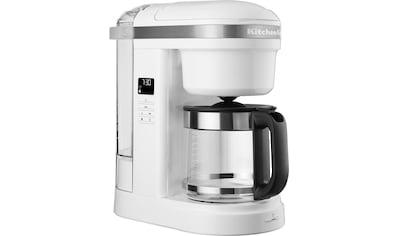 KitchenAid Filterkaffeemaschine »5KCM1208EWH«, CLASSIC Drip-Kaffeemaschine mit spiralförmigem Wasserauslass kaufen