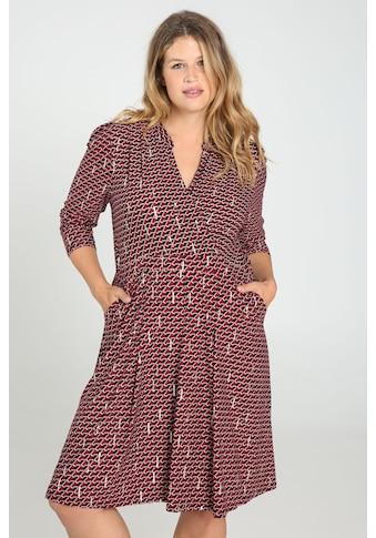 Paprika Abendkleid »bedruckt« kaufen