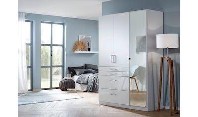 rauch BLUE Drehtürenschrank »Homburg«, mit Spiegel, oberer Schubkasten mit Einteilung kaufen