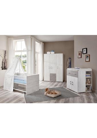 arthur berndt Babyzimmer-Komplettset »Fredi«, (Set, 4 St.), Made in Germany; mit... kaufen