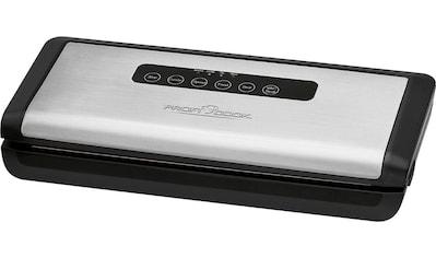 ProfiCook Vakuumierer PC - VK 1146, 120 Watt kaufen