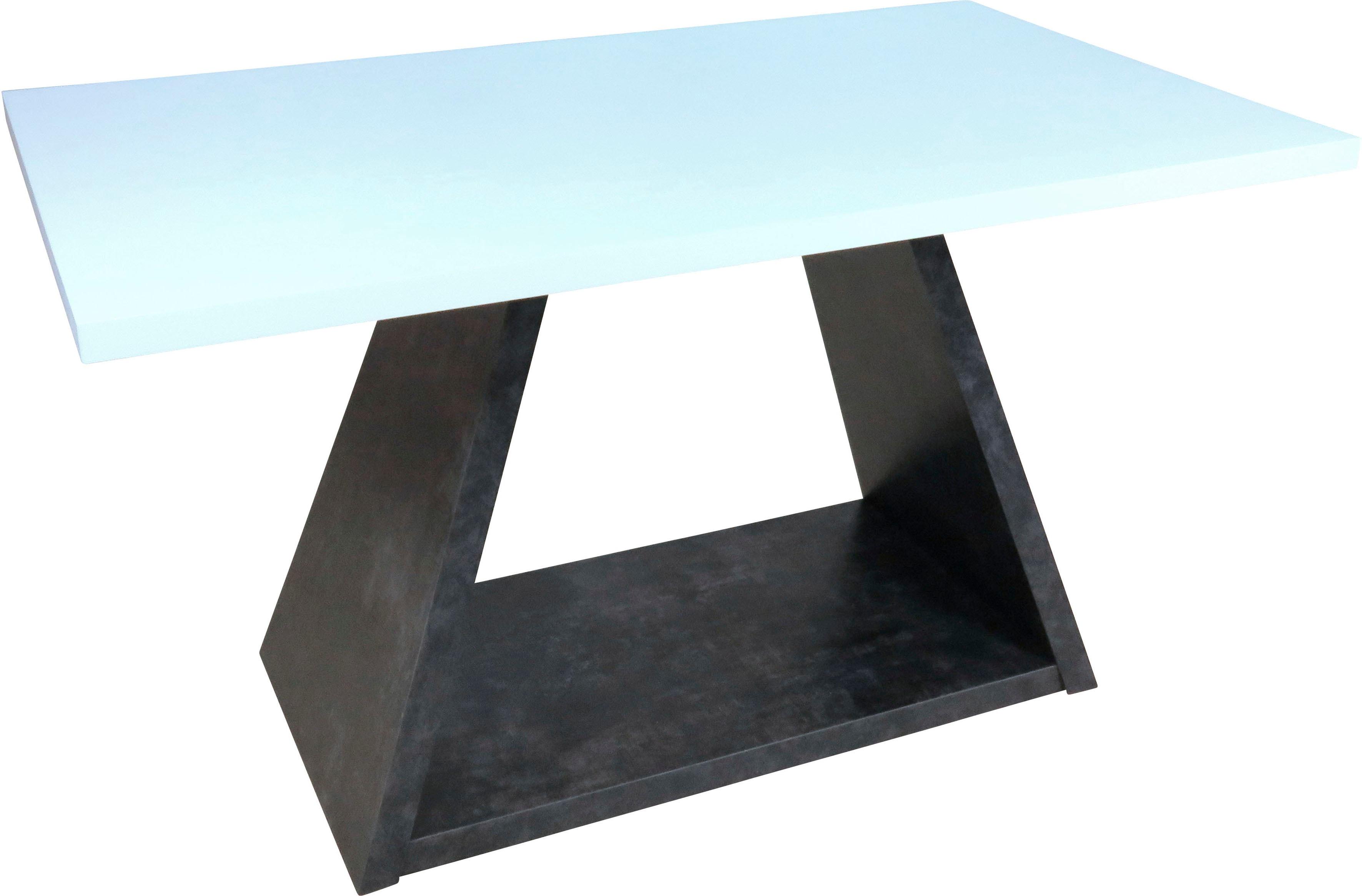 Esstisch Colombo grau Holz-Esstische Holztische Tische
