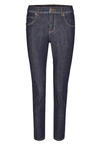 ANGELS Ankle - Jeans ,Ornella' mit modischem Crinkle - Effekt kaufen