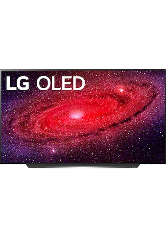 LG OLED77CX9LA OLED - Fernseher (195 cm / (77 Zoll), 4K Ultra HD, Smart - TV kaufen