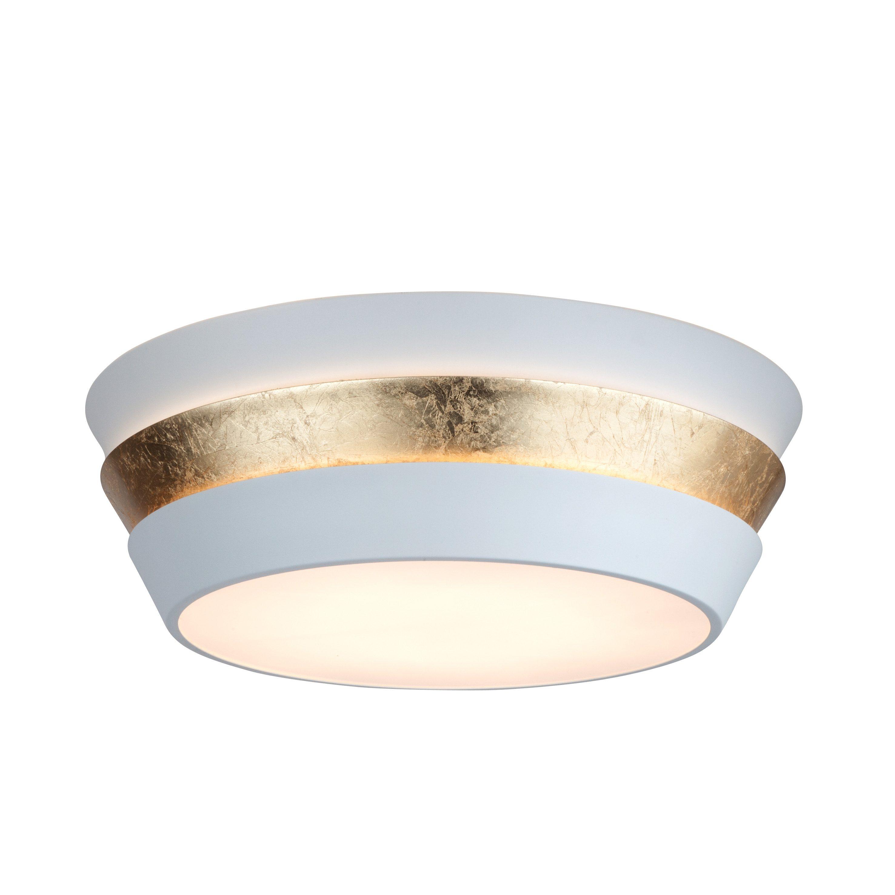 Brilliant Leuchten,Deckenleuchte»SHIP«, | Lampen > Deckenleuchten > Deckenlampen | Weiß | Metall | BRILLIANT LEUCHTEN