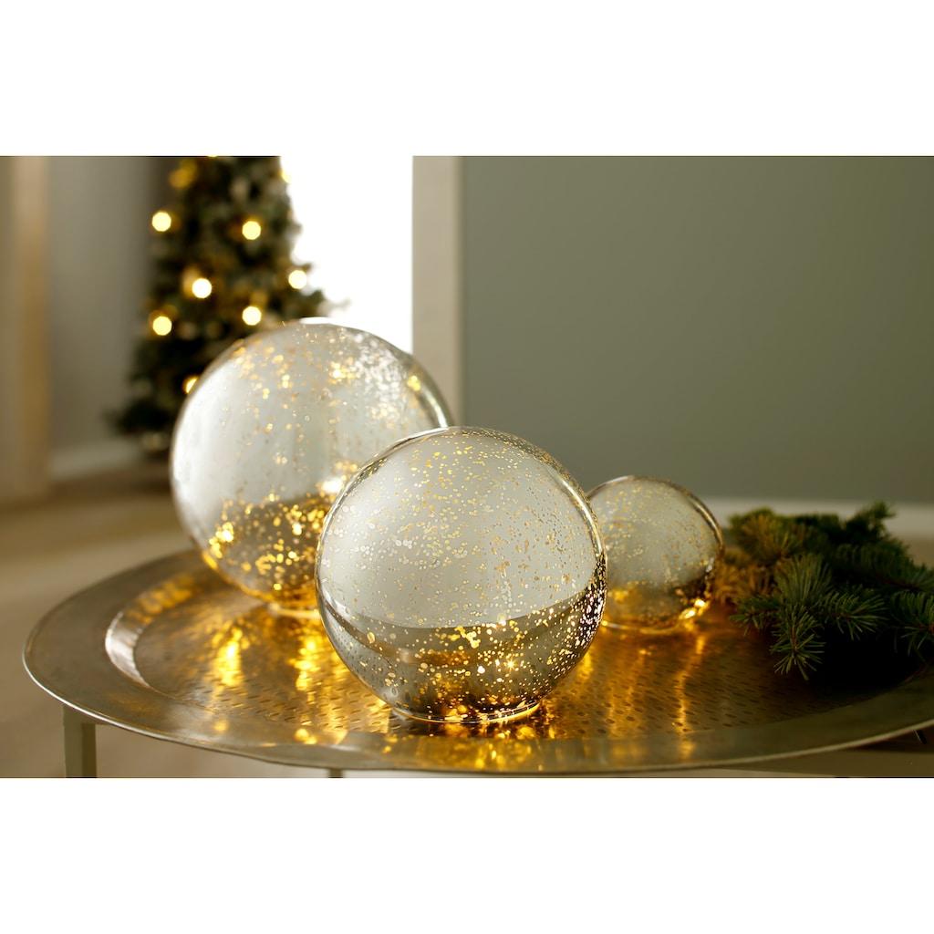 Home affaire,LED Kugelleuchte»Balls«,