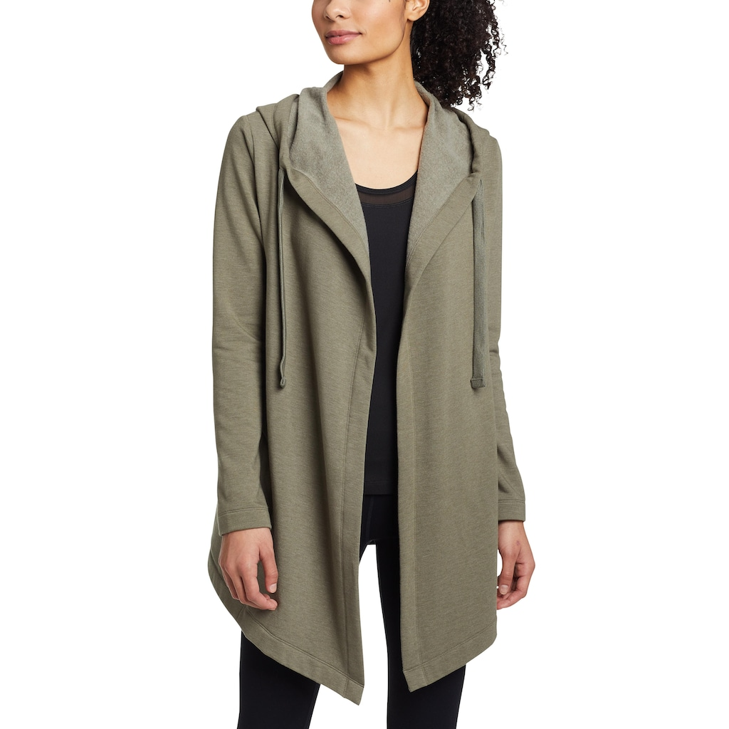 Eddie Bauer Sweatjacke, Motion Cozy Camp Longcardigan