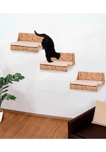 SILVIO design Katzen-Kletterwand »Fenja«, hoch, 3-tlg., BxTxH: 40x25x15 cm kaufen