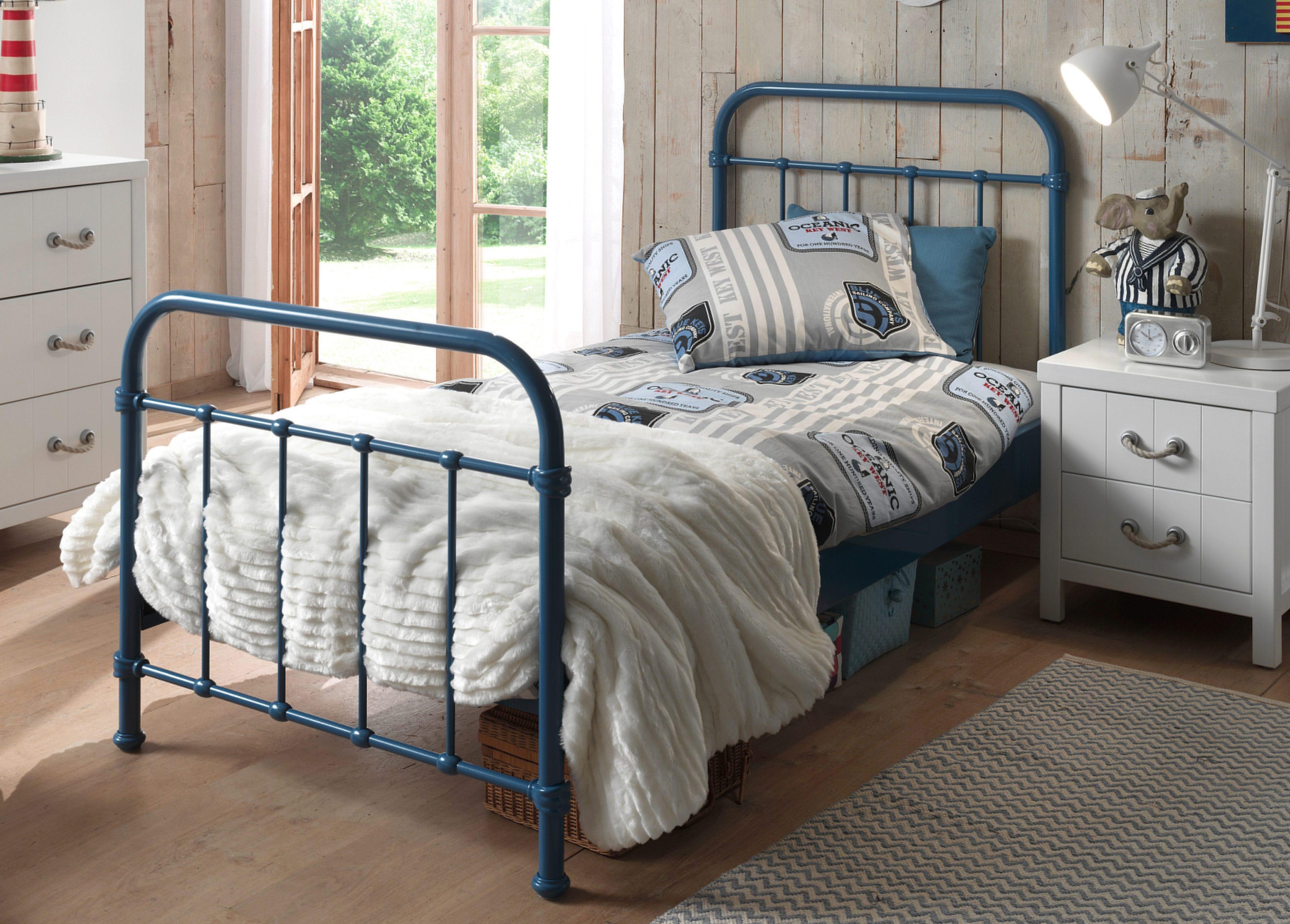 Vipack, Metallbett | Kinderzimmer > Kinderbetten > Kinderbetten | Pulverbeschichtet | VIPACK FURNITURE