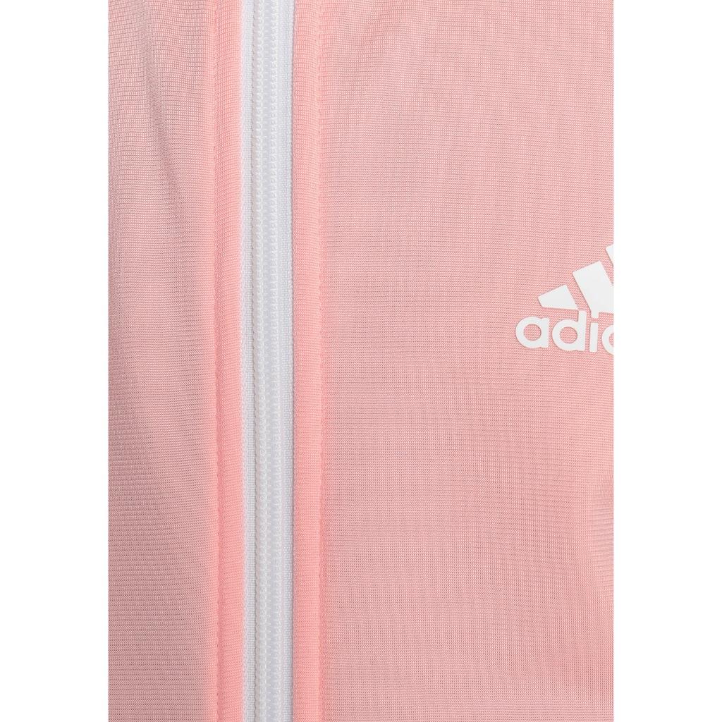 adidas Performance Trainingsanzug »GIRLS TRACKSUIT«, (Set, 2 tlg.)
