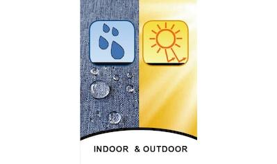 Delindo Lifestyle Platzset »SAMBA«, (4 St.), Fleckabweisend, UV-beständig, 230 g/m² kaufen