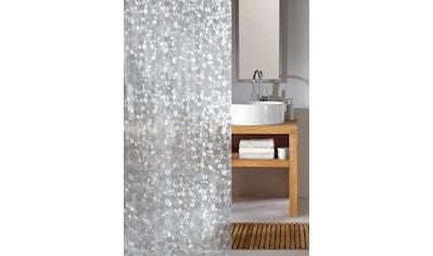 Kleine Wolke Duschvorhang »Cristal«, Breite 180 cm, Höhe 200 cm kaufen