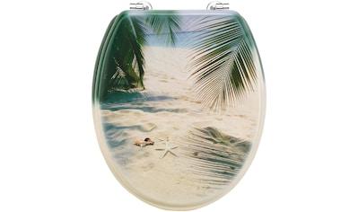 WC-Sitz »Palmen am Strand« kaufen
