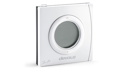 DEVOLO Smart-Home-Station »Funk Thermostat, Heizungssteuerung, per App«, Home Control Raumthermostat kaufen