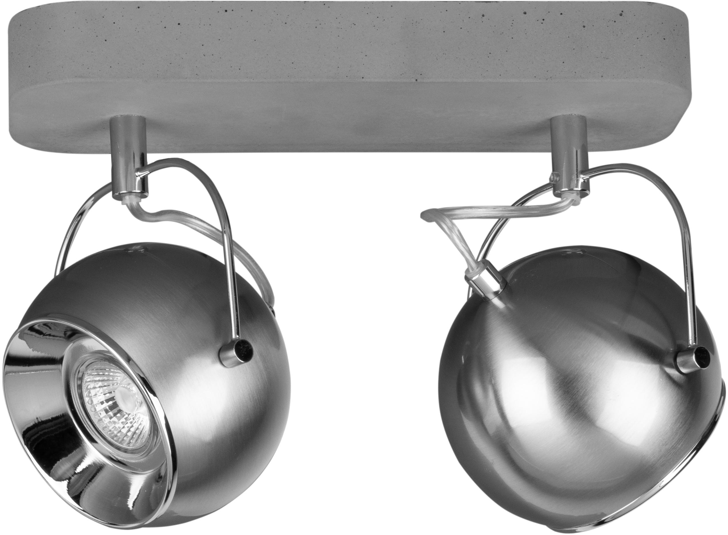 SPOT Light,Deckenleuchte BALL CONCRETE