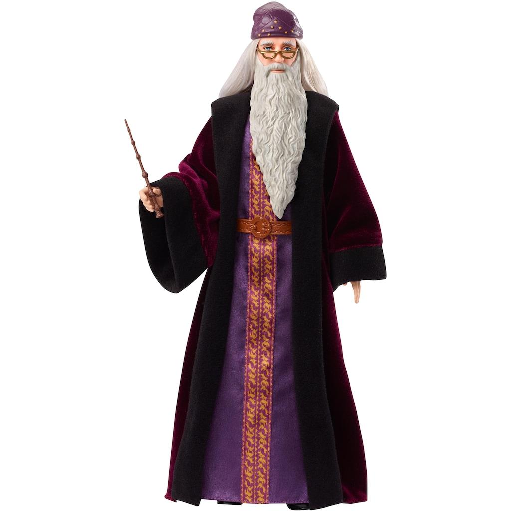 Mattel® Anziehpuppe »Harry Potter und Die Kammer des Schreckens - Albus Dumbledore«