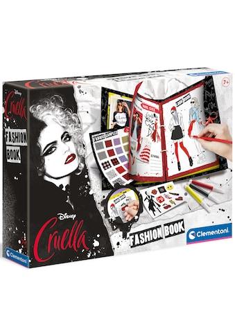 Clementoni® Kreativset »Cruella - Lookbook«, Made in Europe kaufen