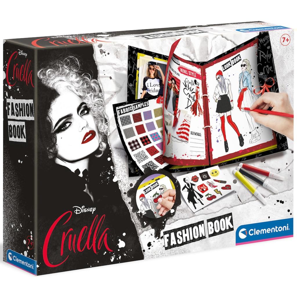 Clementoni® Kreativset »Cruella - Lookbook«, Made in Europe