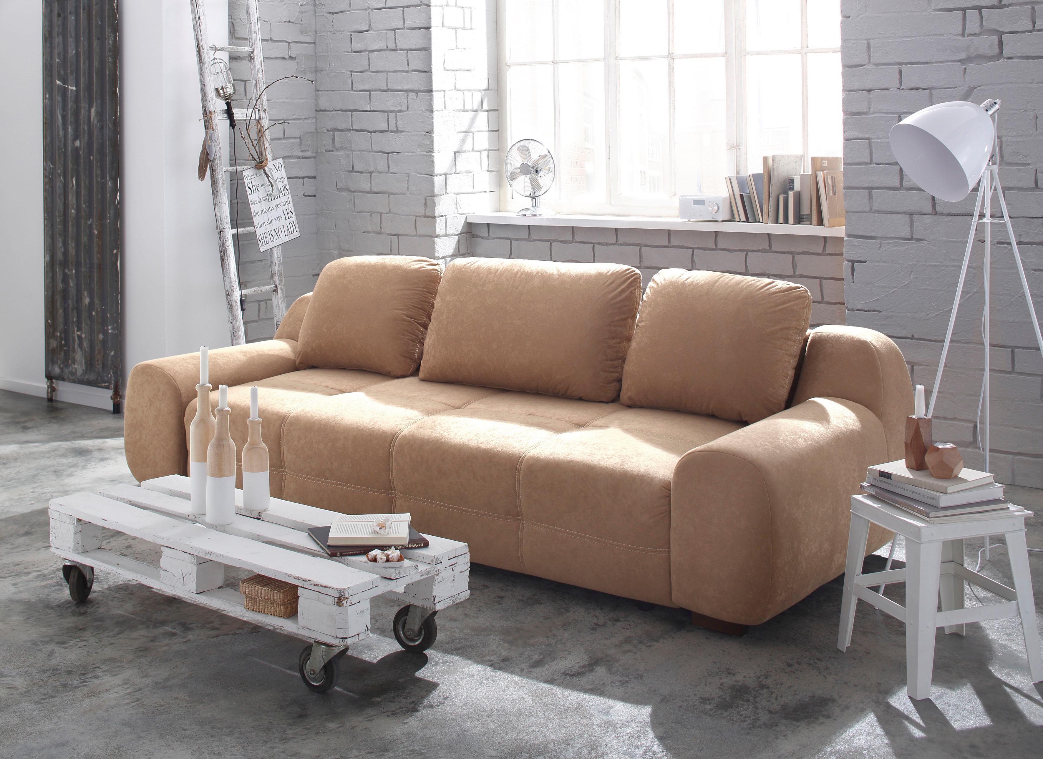 Home affaire Big-Sofa Banderas
