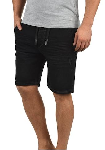 Blend Jeansshorts »Bartels«, kurze Hose mit elastischem Bund und Kontrastkordeln kaufen