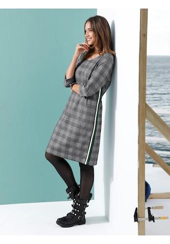 MIAMODA Kleid mit modischem Karomuster kaufen