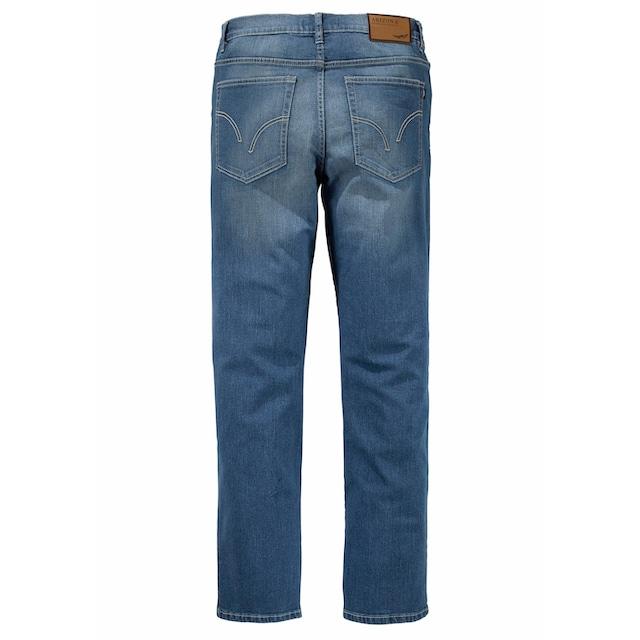 Arizona Stretch-Jeans »Willis« (Packung, 2 tlg.)