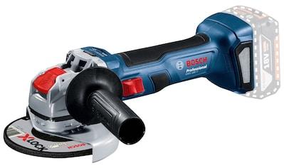 Bosch Professional Akku-Winkelschleifer »GWX 18V-7 Professional«, ohne Akku und Ladegerät kaufen