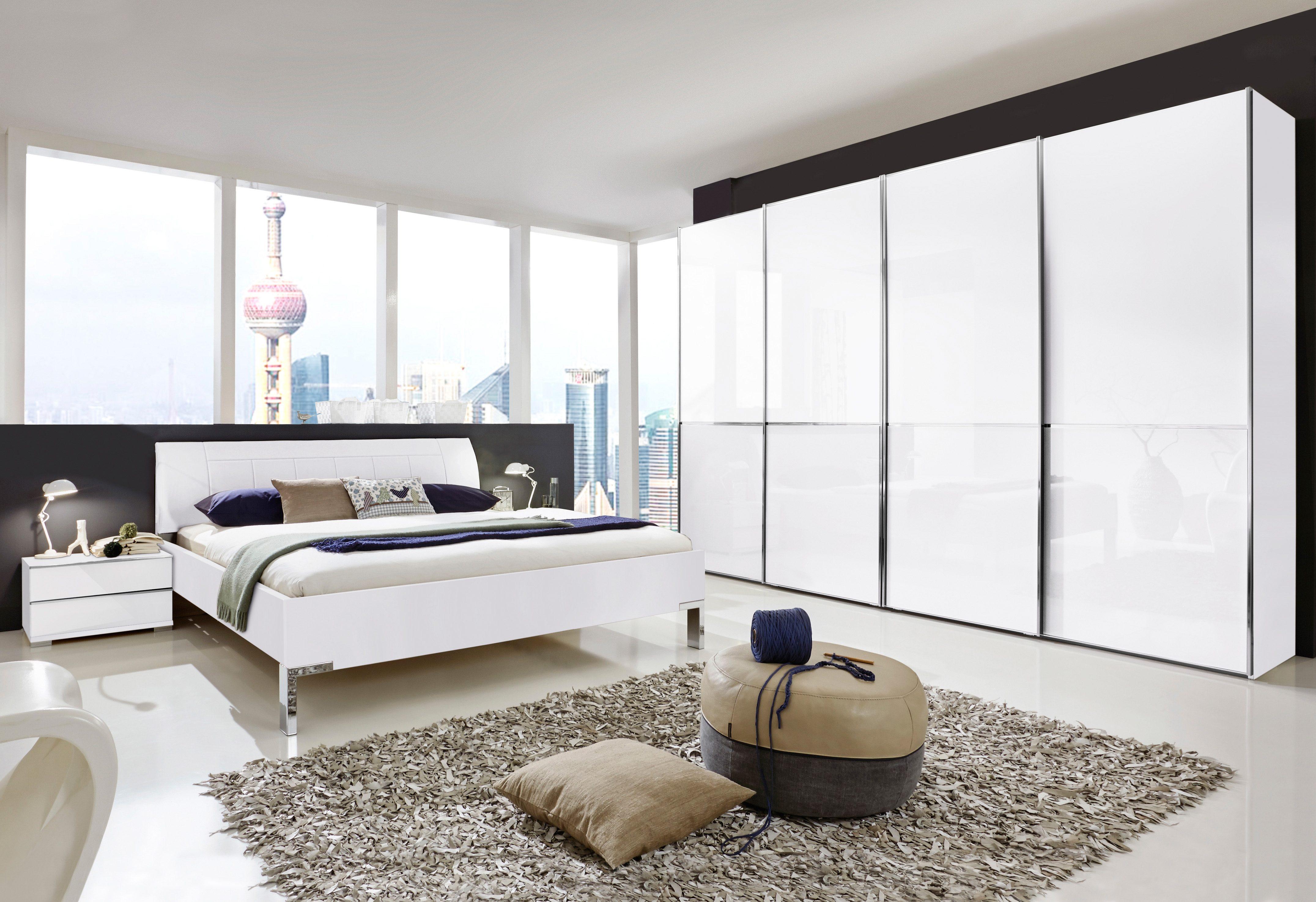 WIEMANN Schlafzimmer-Set Shanghai (Set 4-tlg)