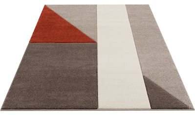 Guido Maria Kretschmer Home&Living Teppich »Nour«, rechteckig, 14 mm Höhe, mit... kaufen