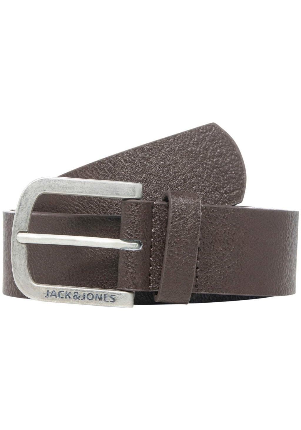 Jack & Jones Junior Synthetikgürtel JACHARRY BELT JR braun Baby Gürtel Mädchen Accessoires