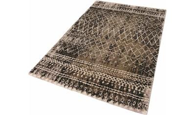 Teppich, »Loftline K11490«, Festival, rechteckig, Höhe 20 mm, maschinell gewebt kaufen