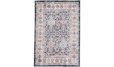carpetfine Teppich »Vintage Liana_1«, rechteckig, 6 mm Höhe, Orient Vintage Look kaufen