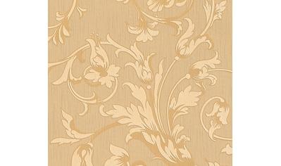 Architects Paper Textiltapete »Tessuto«, Barock-floral, mit Ornamenten kaufen