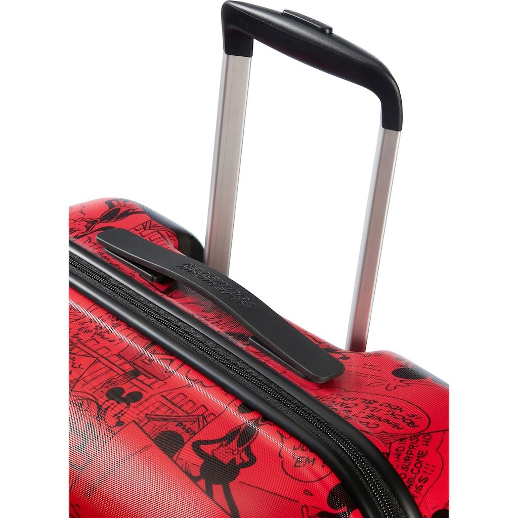 American Tourister® Hartschalen-Trolley »Wavebreaker Disney, 77 cm«, 4 Rollen, mit 4 Rollen