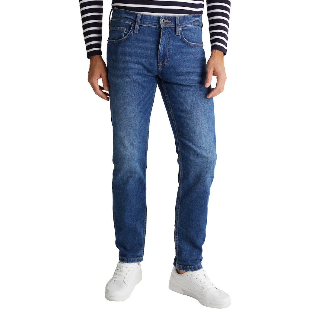 Esprit 5-Pocket-Jeans, unifarben