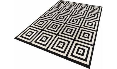 Teppich, »Mono«, Zala Living, rechteckig, Höhe 9 mm, maschinell gewebt kaufen