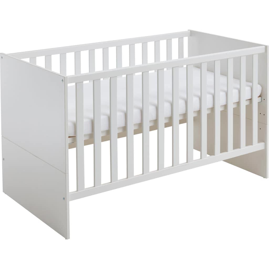 arthur berndt Babybett »Kiara«, Made in Germany