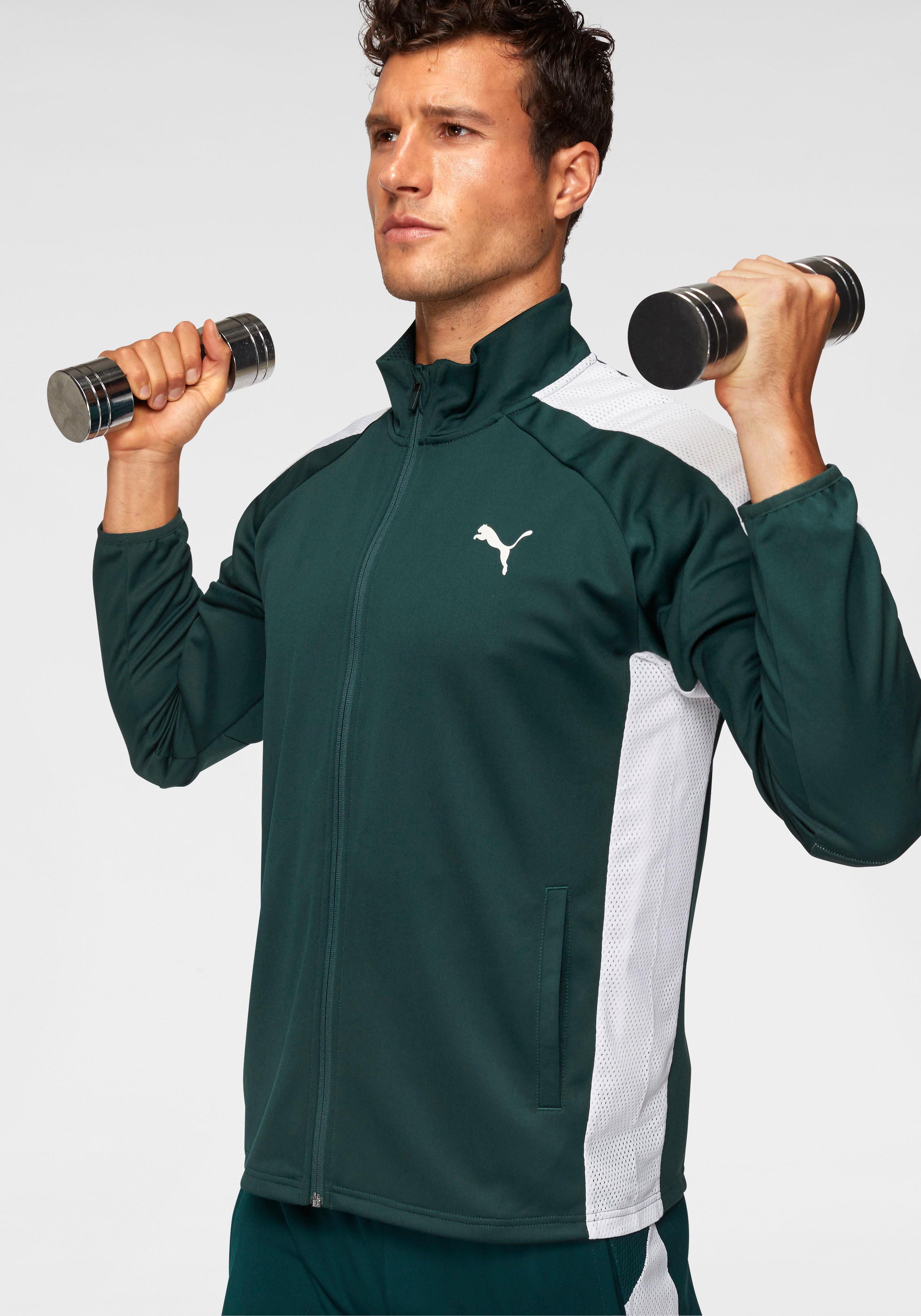 PUMA Trainingsjacke ENERGY BLASTER JACKET | Sportbekleidung > Sportjacken > Trainingsjacken | Puma