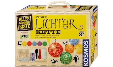 """Kosmos Kreativset """"AllesKönnerKiste Lichterkette"""" (Set) kaufen"""