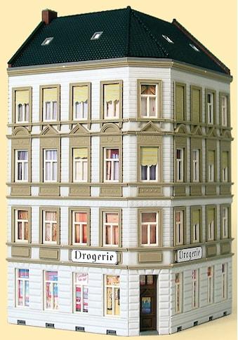 Auhagen Modelleisenbahn-Gebäude »Eckhaus Schmidtstraße 25«, Made in Germany kaufen