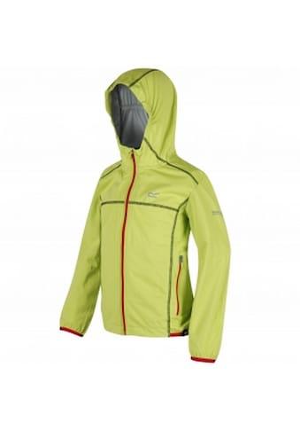 Regatta Outdoorjacke »Great Outdoors Kinder Softshelljacke Vortec« kaufen