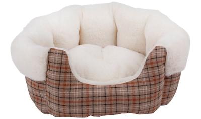 HEIM Hundebett und Katzenbett »Classic«, beige, BxT: 50x60 cm kaufen