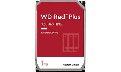 "Western Digital HDD-NAS-Festplatte »WD Red™ Plus«, 3,5 "", Bulk kaufen"