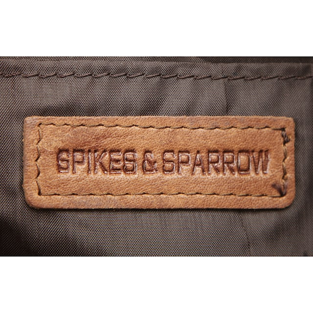 Spikes & Sparrow Handgelenktasche