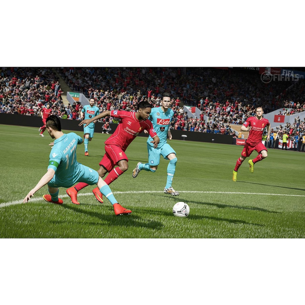 Electronic Arts Spiel »Fifa 15 Legacy Edition«, Nintendo 3DS, Software Pyramide