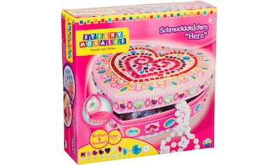 Sticky Mosaics Kreativset »Schmuckkästchen Herz« kaufen