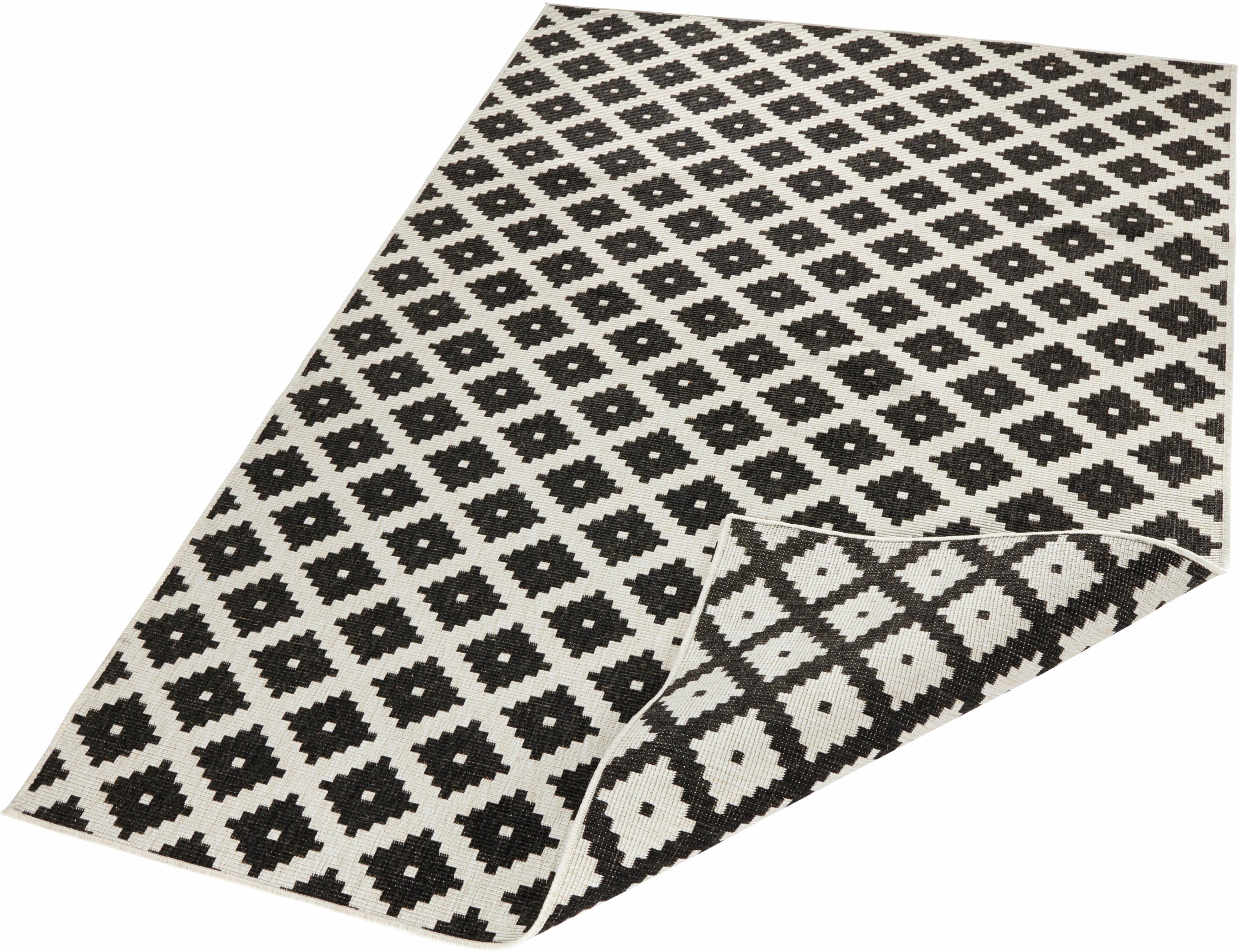 Teppich Nizza bougari rechteckig Höhe 5 mm maschinell gewebt